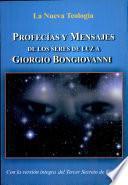 Profecías y mensajes de los seres