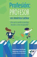 Profesión: Profesor en América Latina