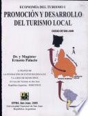 Promoción y desarrollo del turismo local