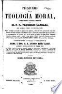 Prontuario de la teología moral