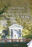 Prosa y Poesías y Mis poemas