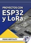 Proyectos com ESP32 y LoRa