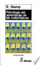 Psicología del aprendizaje de las matemáticas