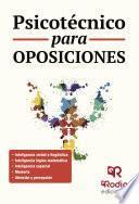 Psicotécnico para oposiciones