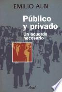 Público y privado