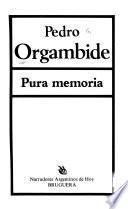 Pura memoria