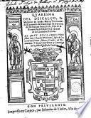 Quaresma del descalço, Fr. Melchior de Sancta Maria