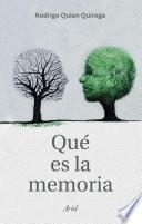 Qué es la memoria