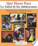 Qué hacer para la salud de los adolescentes