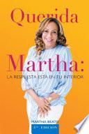 Querida Martha: la respuesta est‡ en tu interior