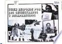 Quien responde por los secuestrados y desaparecidos