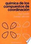 Química compuestos de coordinación