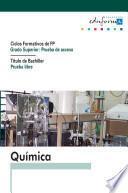 Quimica Para El Acceso a Ciclos Formativos de Grado Superior .e-book.