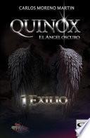 Quinox, el ángel oscuro 1: Exilio