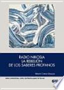 Radio Nikosia: la rebelión de los saberes profanos