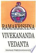 Ramakrishna Vivekananda Vedanta