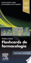 Rang Y Dale. Flashcards de Farmacología