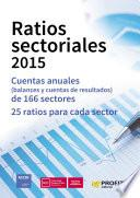 Ratios sectoriales
