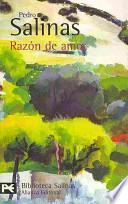 Razon de amor / Love's Reason