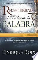 REDESCUBRIENDO EL PODER DE LA PALABRA