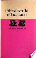 Referativa de educación