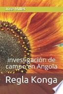 Regla Konga: Investigaci