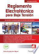 Reglamento electrotécnico para Baja Tensión Edición 2015