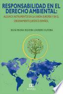 Responsabilidad en el derecho ambiental
