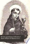 Revista agustiniana dedicada al Santo Obispo de Hipona en su admirable conversión á la fe