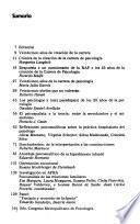 Revista argentina de psicología