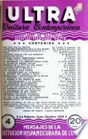 Revista bimestre cubana