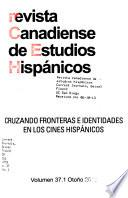 Revista canadiense de estudios hispánicos