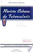 Revista cubana de tuberculosis