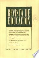 Revista de educación nº 164
