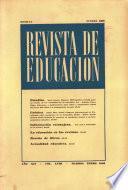 Revista de educación nº 168