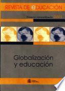 Revista de educación nº extraordinario año 2001. Globalización y educación