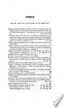 Revista de Espana, de Indias y del extrangero. Bajo la direccion de Fermin Gonzalo Moron y Ignacio de Ramon Carbonell