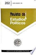 Revista de estudios políticos