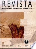 Revista de la Asociación Geológica Argentina