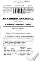 Revista de la ganadería española