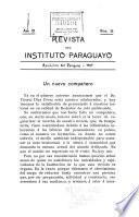 Revista del Instituto Paraguayo