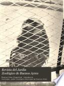 Revista del Jardin Zoológico de Buenos Ayres