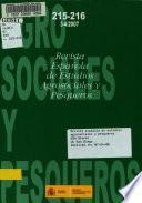 Revista española de estudios agrosociales y pesqueros