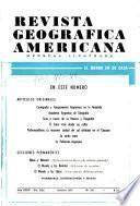 Revista geogrʹafica americana