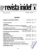 Revista INIDEF.