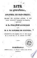 Rita la española, Duquesa de San-Felix