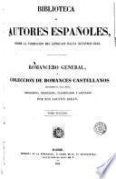 Romancero general, ó, Colección de romances castellanos anteriores al siglo XVIII, 2