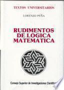 Rudimentos de lógica matemática
