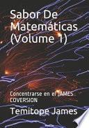 Sabor De Matemáticas (Volume 1)
