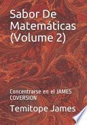 Sabor De Matemáticas (Volume 2)